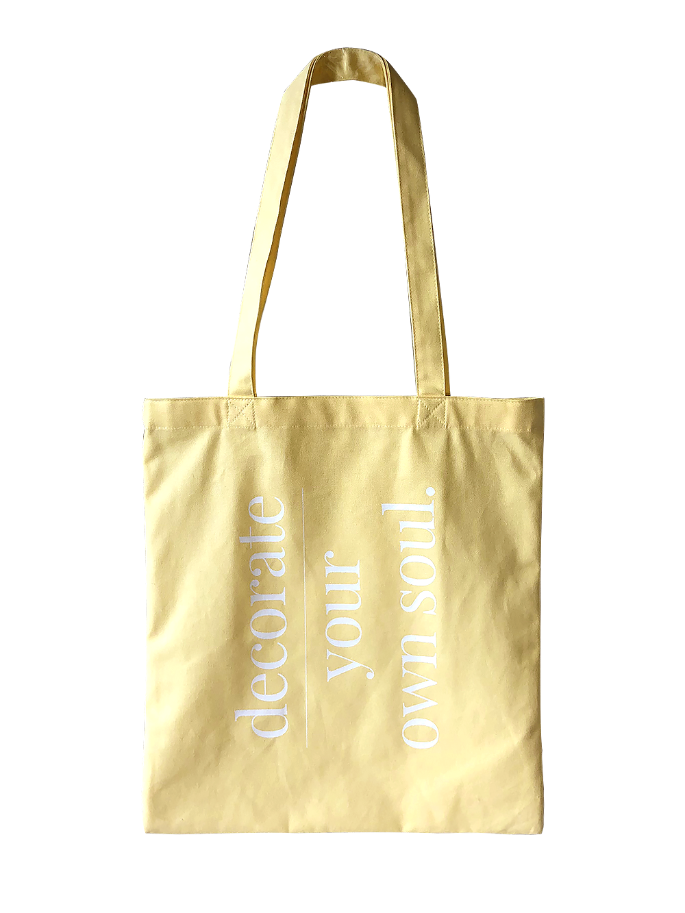 Lemon & Bread bag [Lemon]
